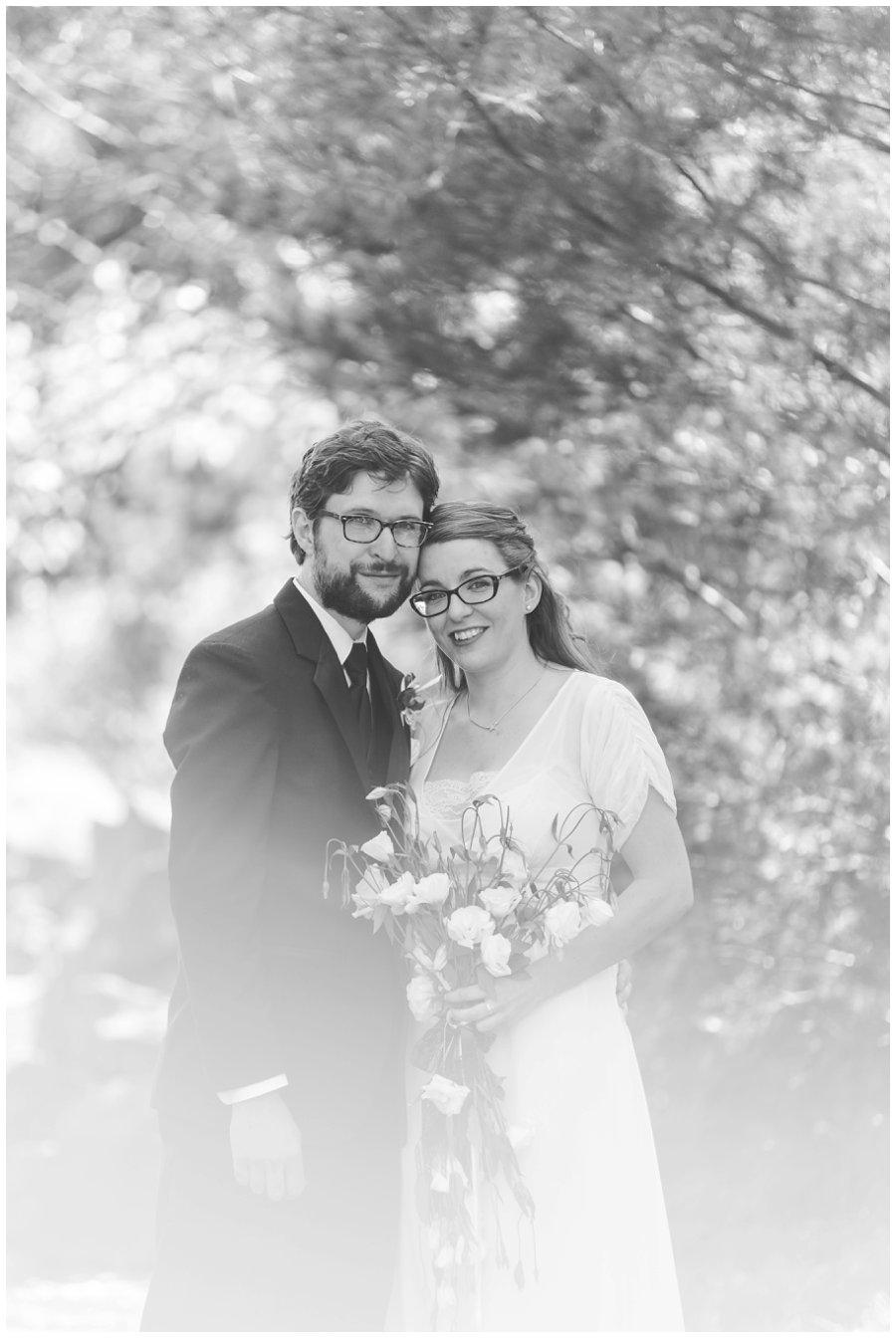 bride and groom muskoka