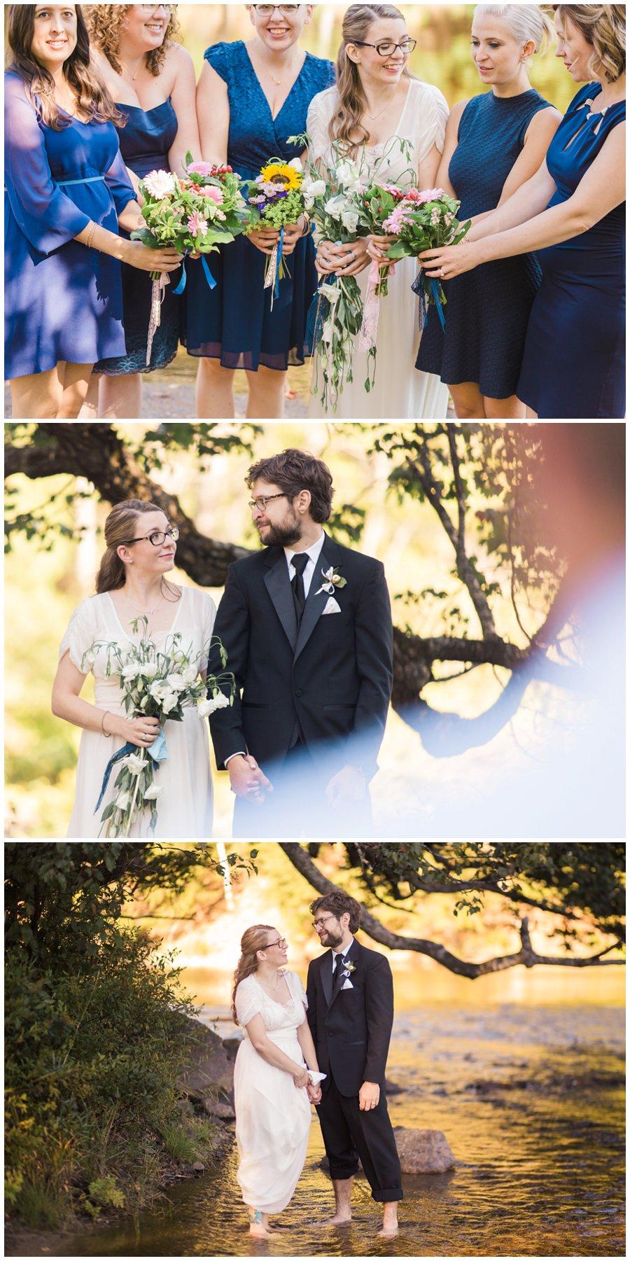 Port Sydney Muskoka wedding