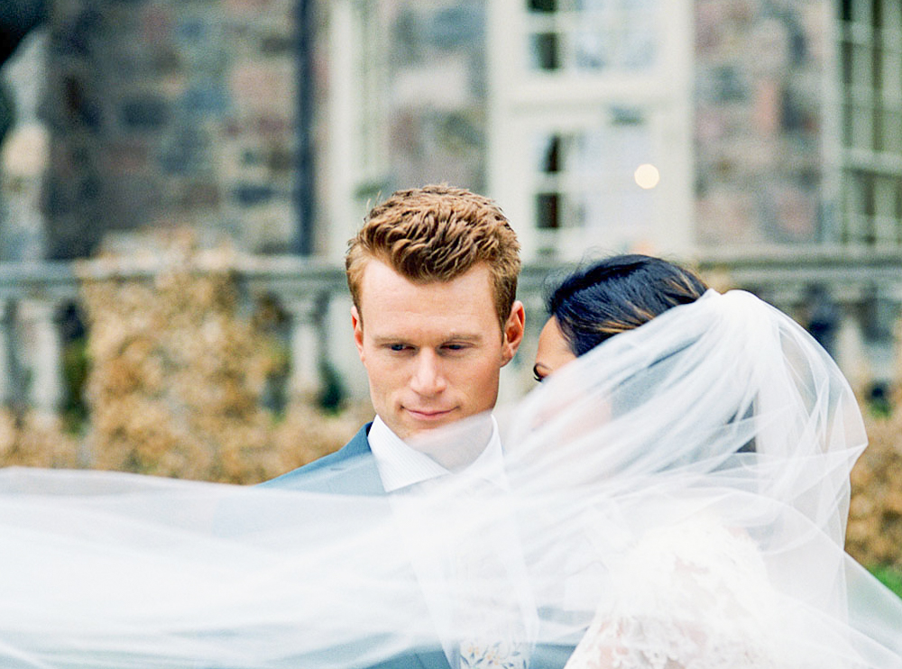 Posh Veils toronto wedding