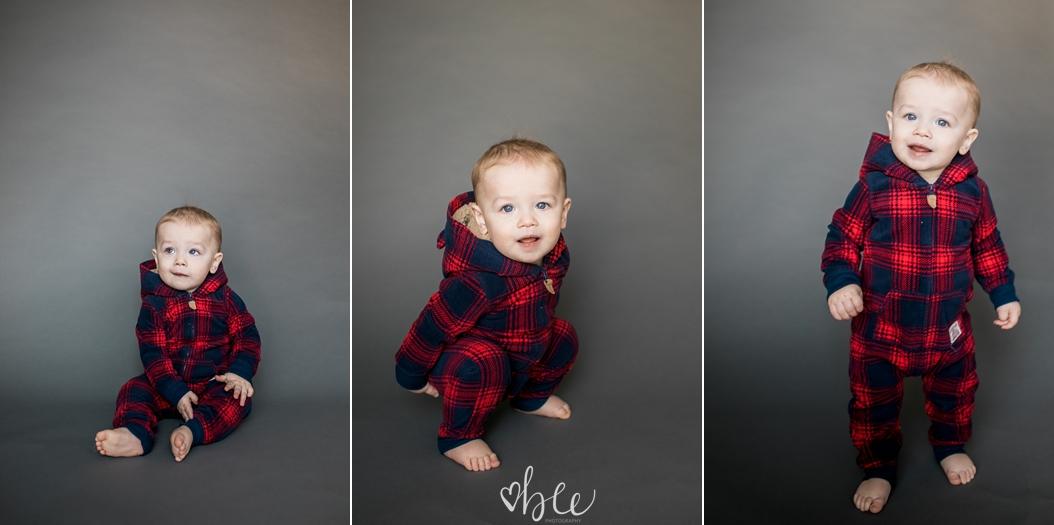 baby boy ten months old