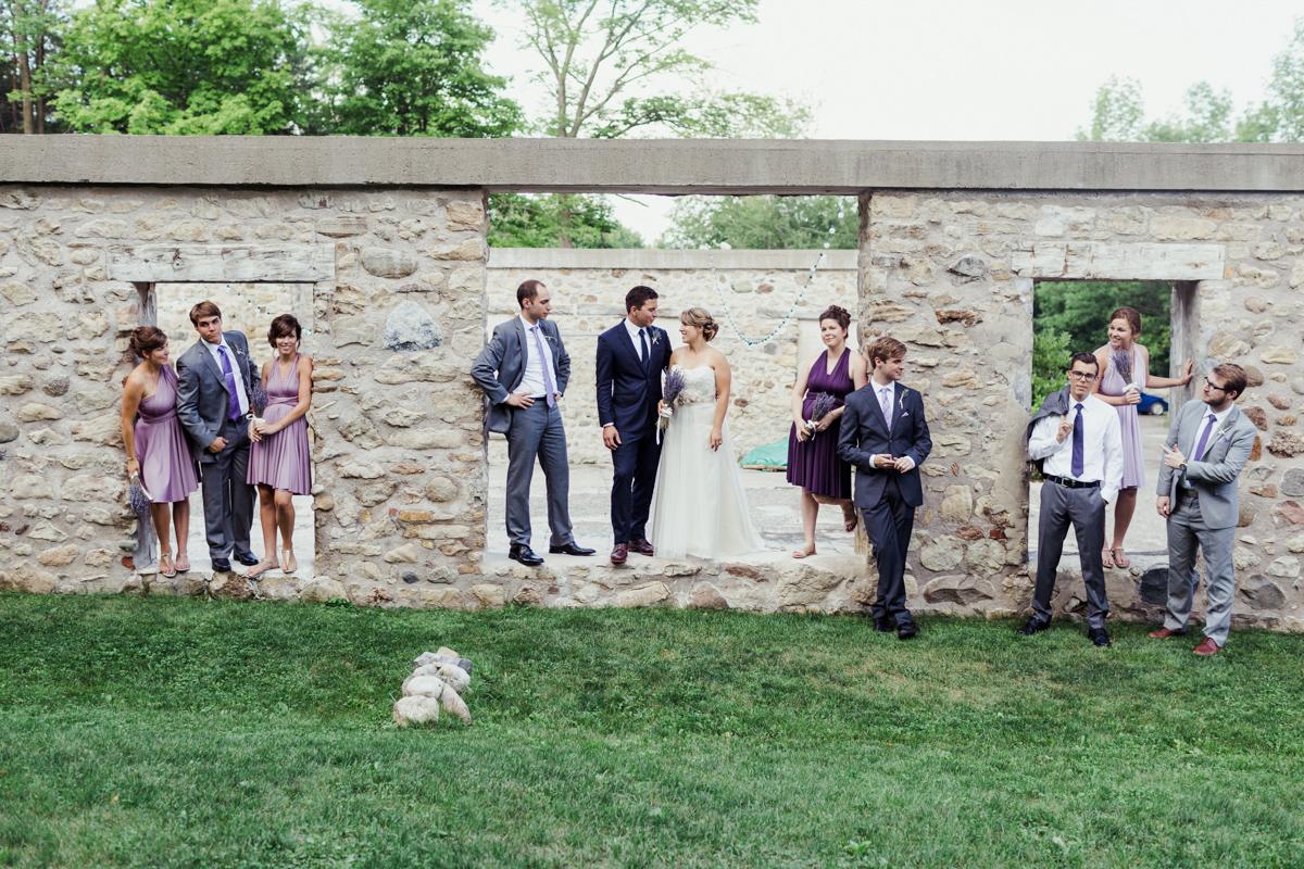 Alton Mill Wedding - Caledon Ontario