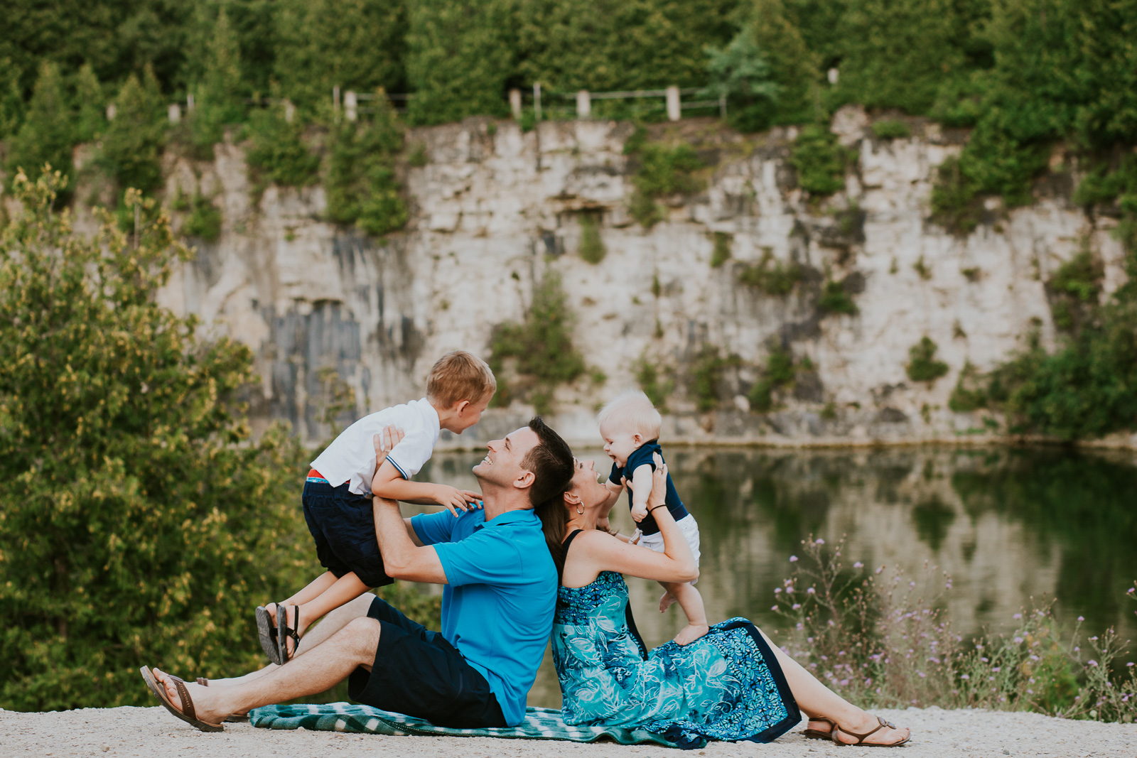 Elora Gorge Quarry Family Photography-391.jpg