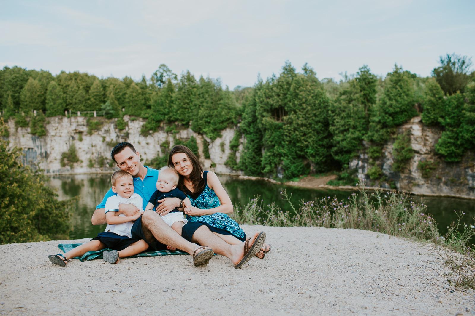 Elora Gorge Quarry Family Photography-364.jpg