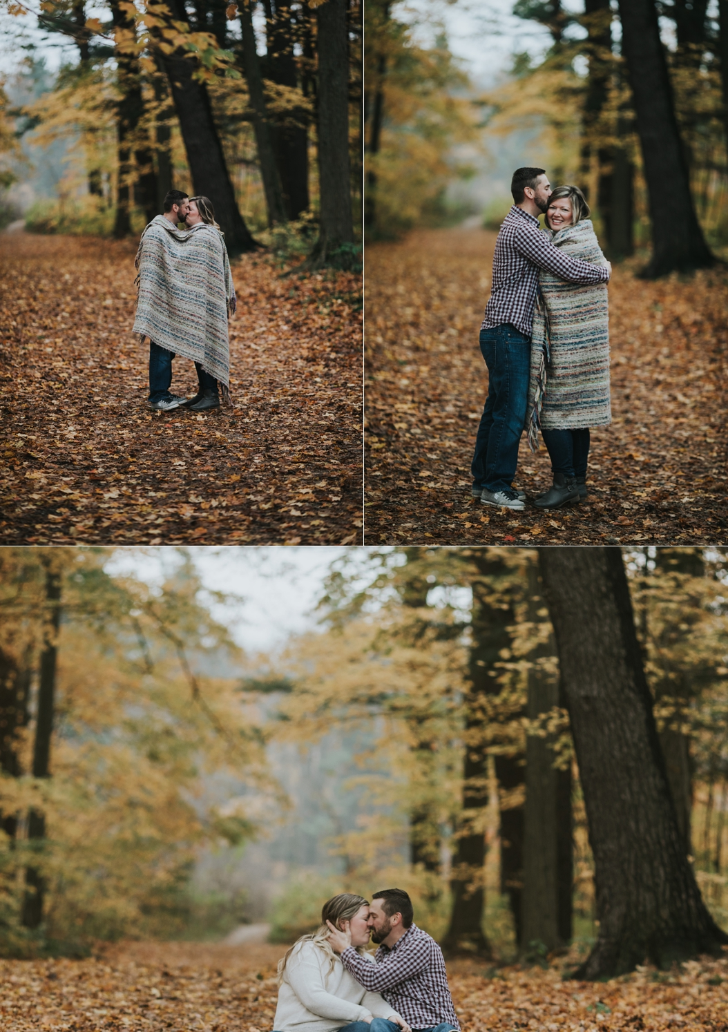 fall colour engagement