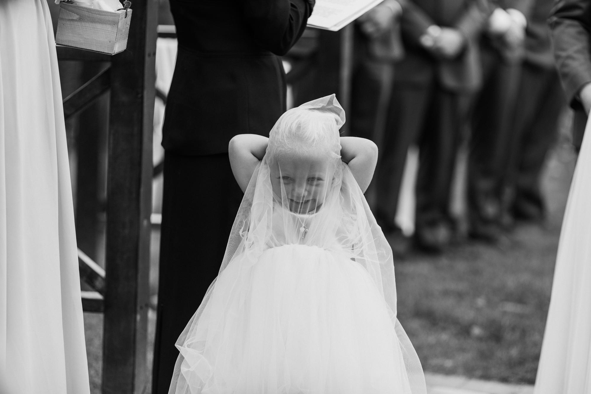 flower-girl-wedding-with-dress-over-head