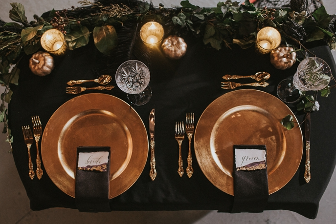 Valley Croft Glam Gold and Black Halloween Wedding-90.jpg