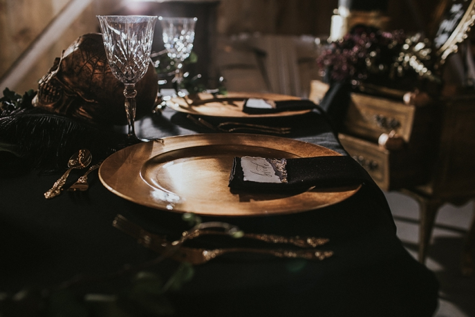 Valley Croft Glam Gold and Black Halloween Wedding-107.jpg