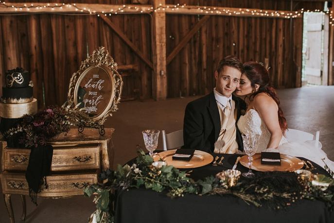 Valley Croft Glam Gold and Black Halloween Wedding-437.jpg