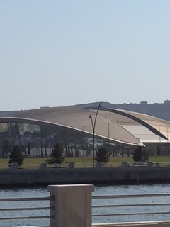 Baku Olympic pool!