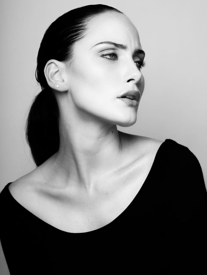 Model: Desiree Kaddatz  Photographer: Steven Trumon