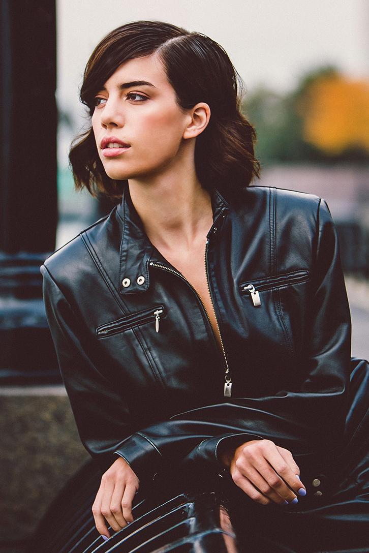 Model: Charlotte G.  Hairstylist: Katelyn Mcginn  Photographer: Sahid Limon  Stylist: Theo Hackney