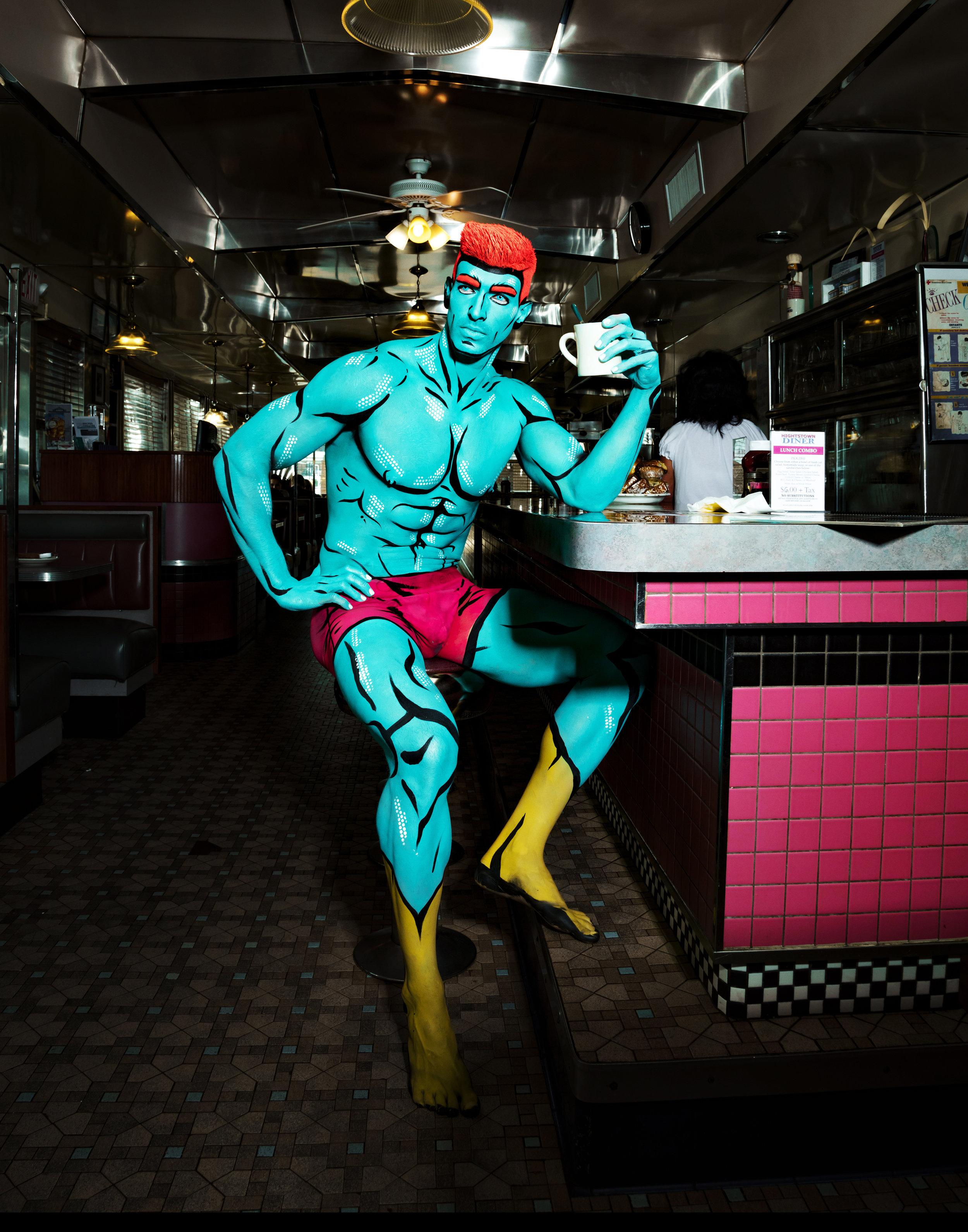 Photographer: Mike Ruiz  Model: Matt Bishop