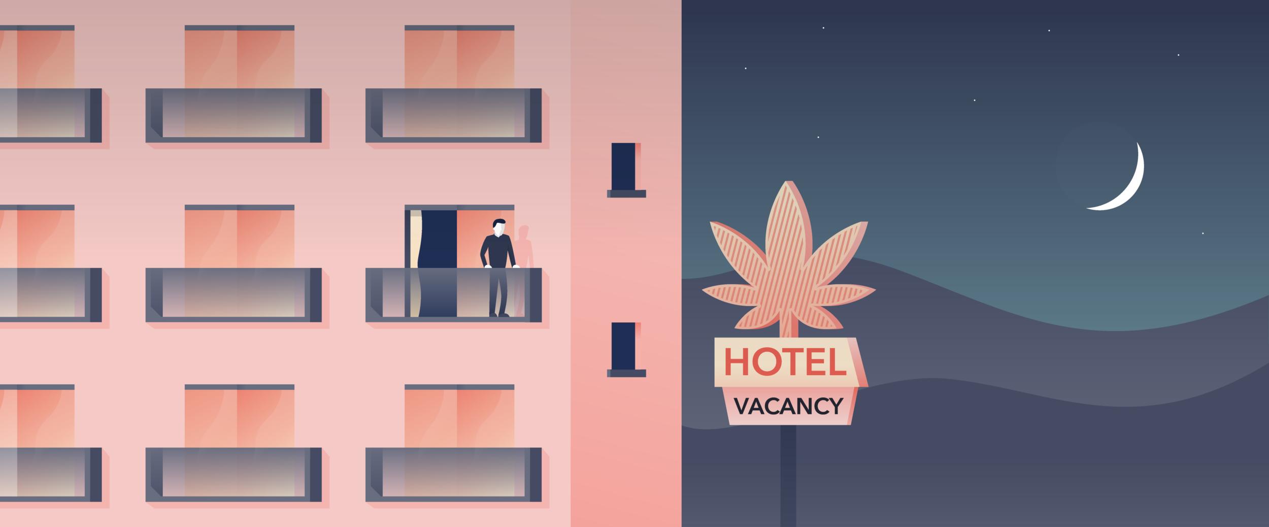 Cannabis Friendly Hotels.