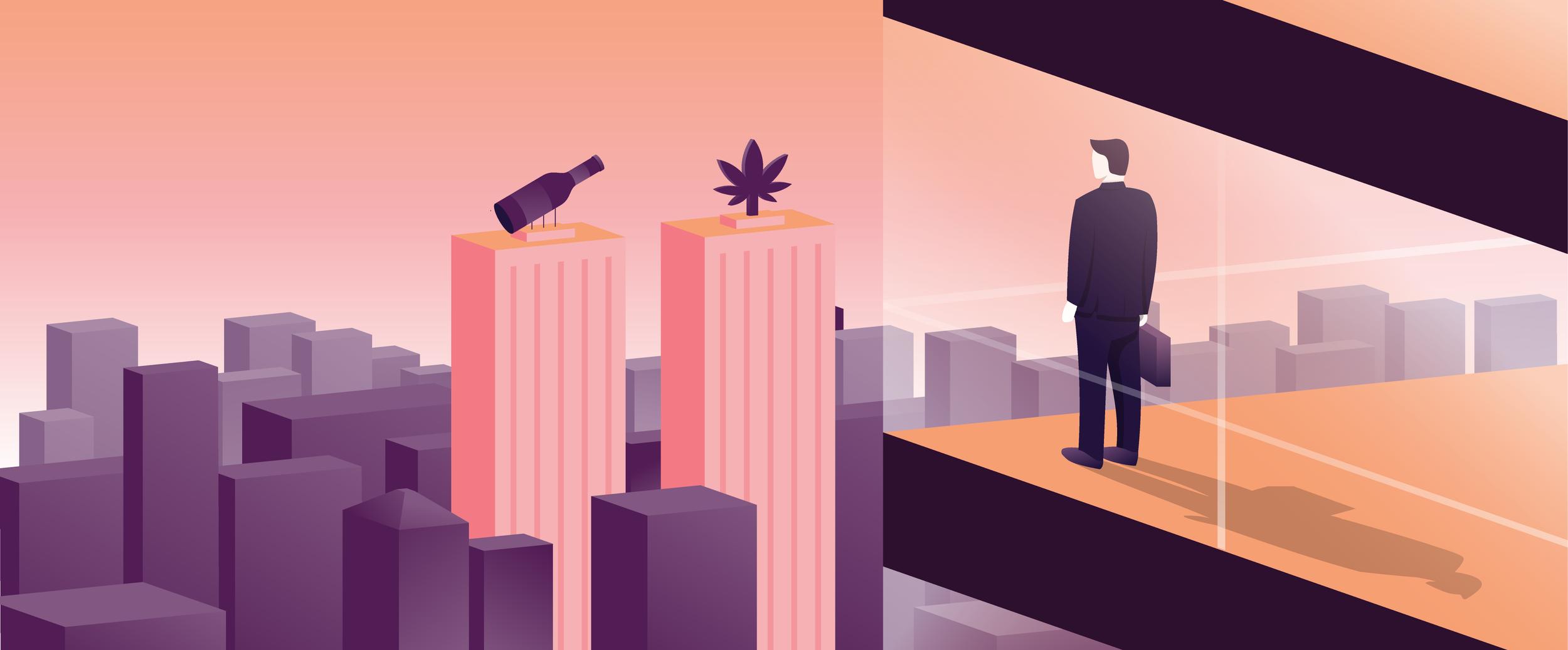 How The Marijuana Industry Is Influencing Big Beer.