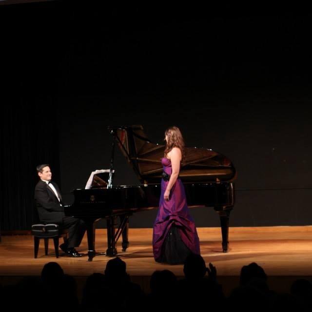 Ernesto Lecuona Concert at Koubek Theater