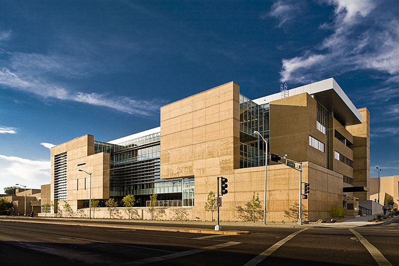 University of New mexico School of Architecture