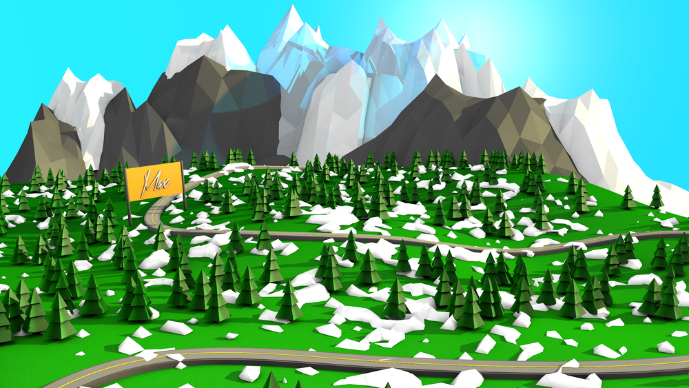 Low Poly Mountains.png