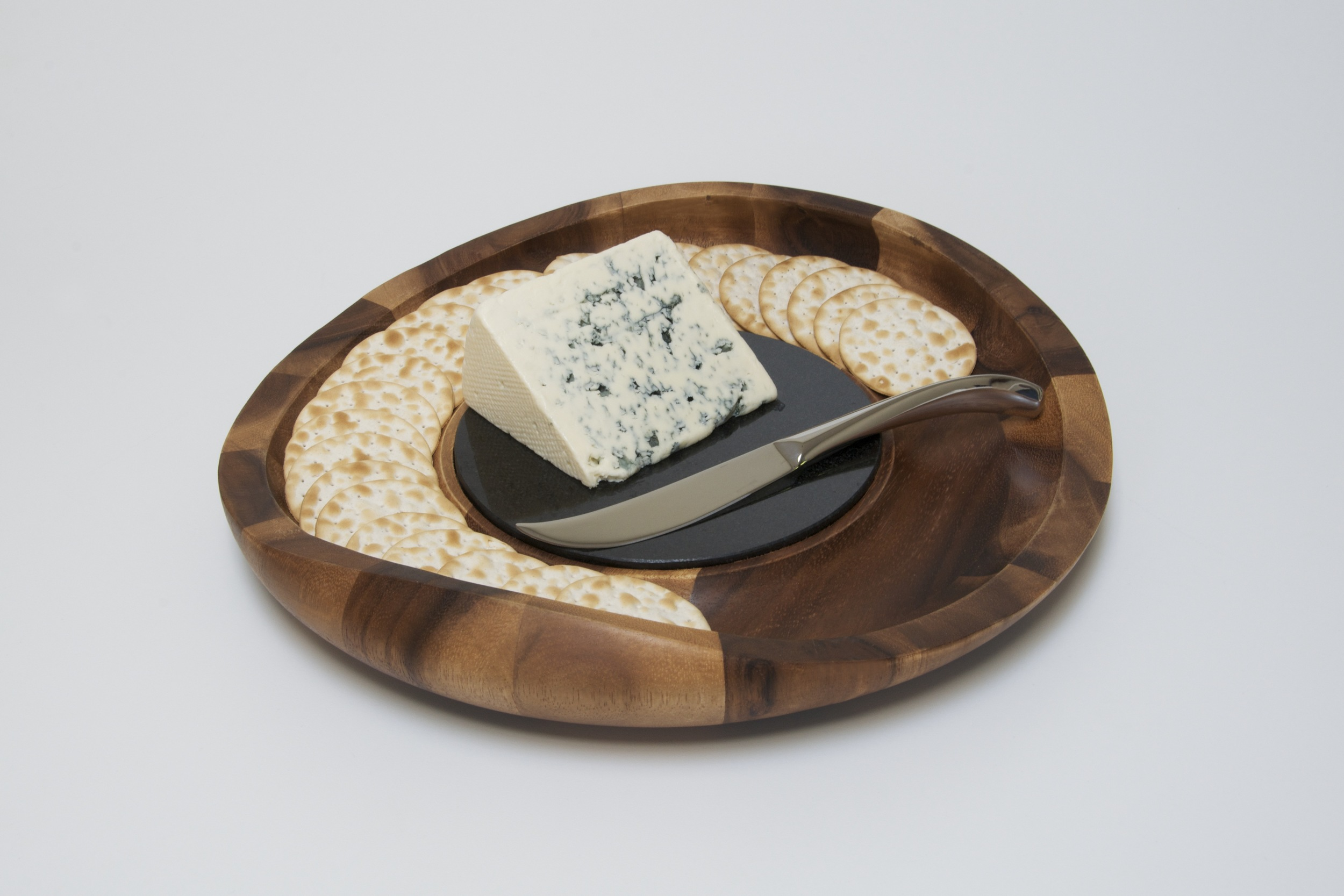 Butterfly Cheese Tray - Nambe 2009