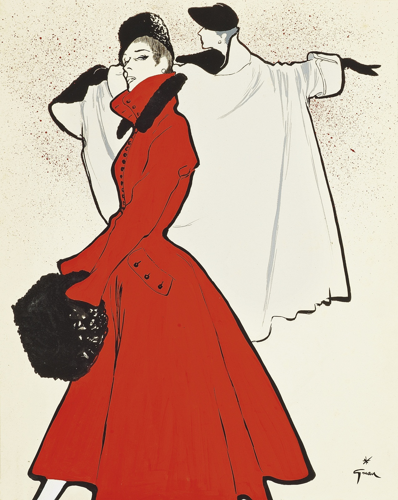 Rene-Gruau-manteau-rouge-1950.jpg