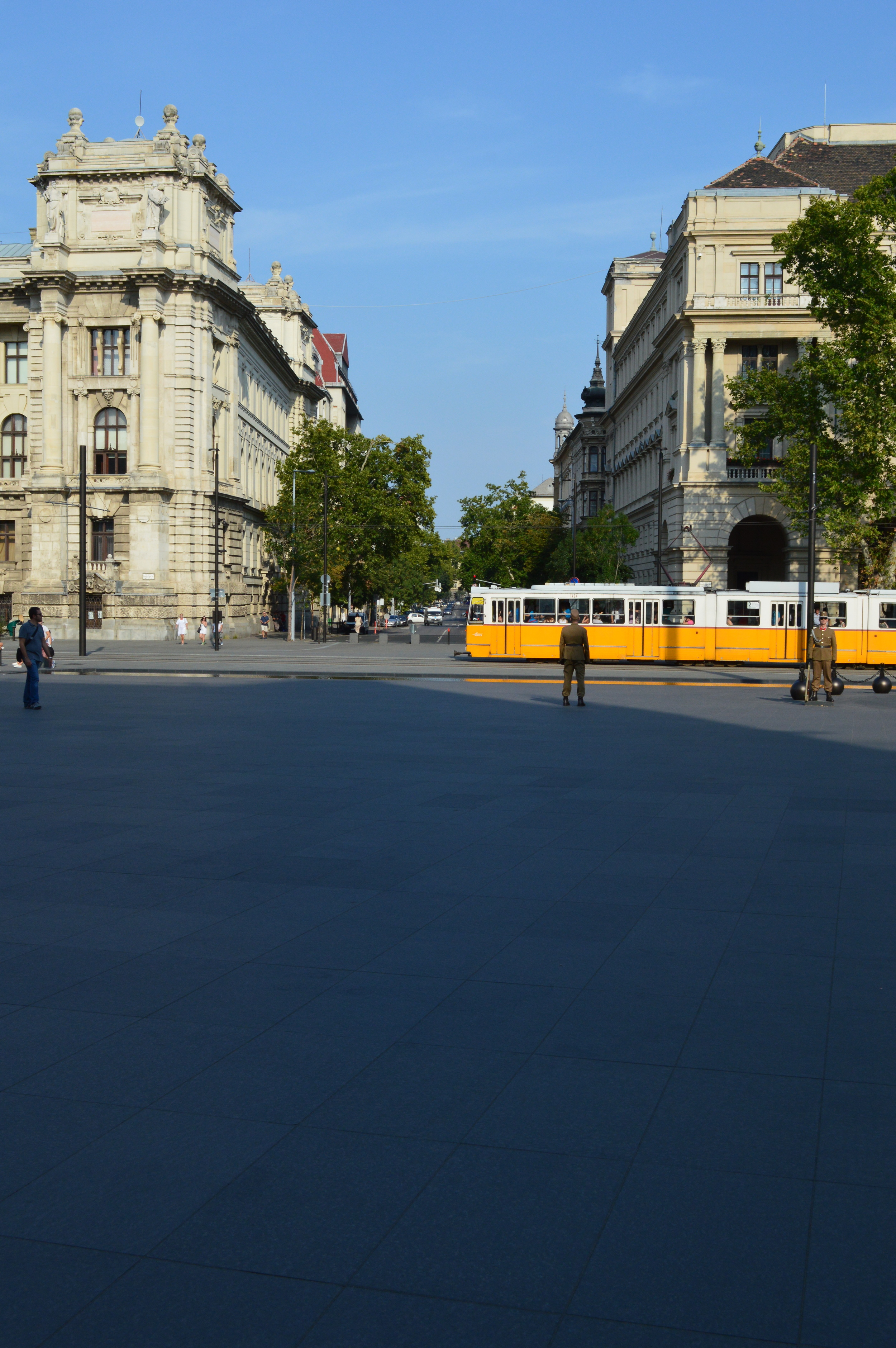 Boulevard from Parliament