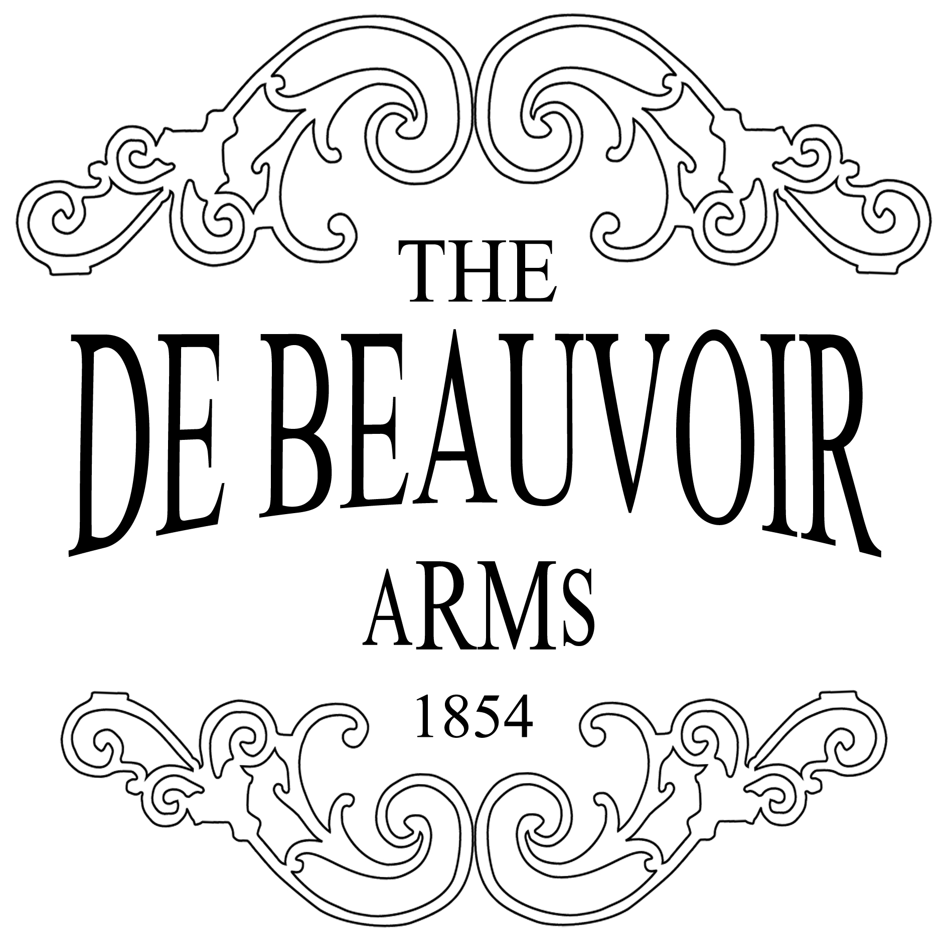 De Beauvoir Arms logo.jpg