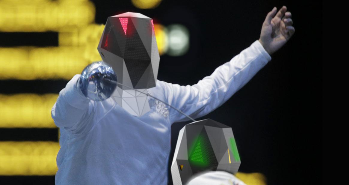 Fencing Mask H