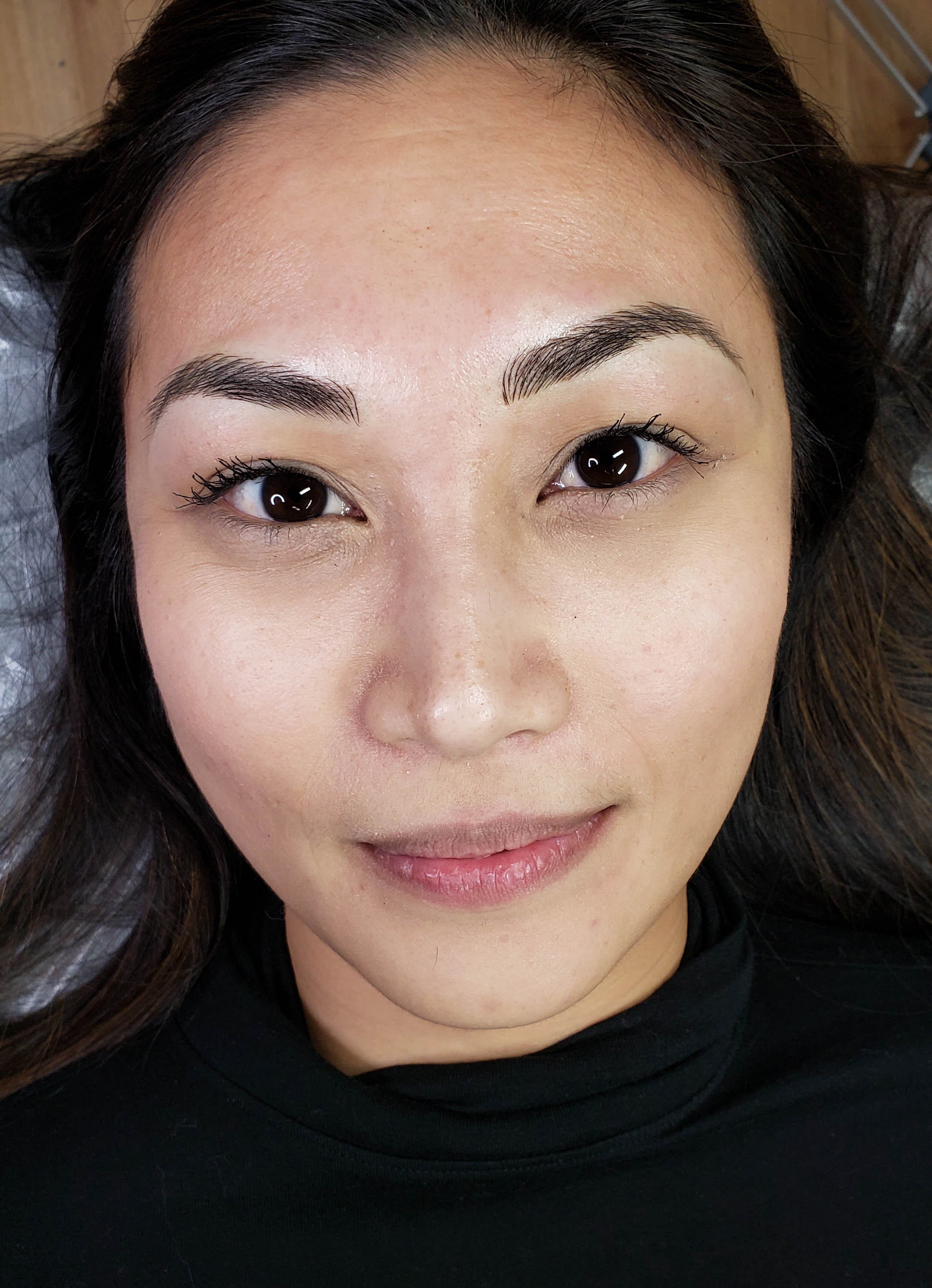 Most ideal for men and women who have sparse brows, light brows and want to transform the look of their brows but keep it natural. Also great for those who have great brows but need a little extra. Natural way to achieve the perfect brows. -