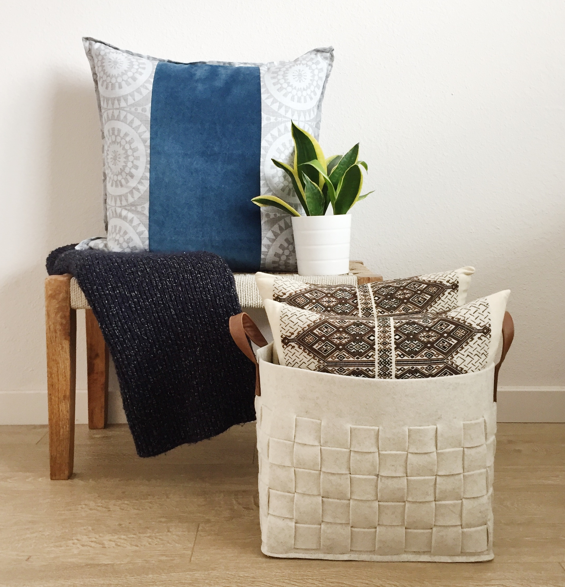 Home Throw Pillows and Blankets