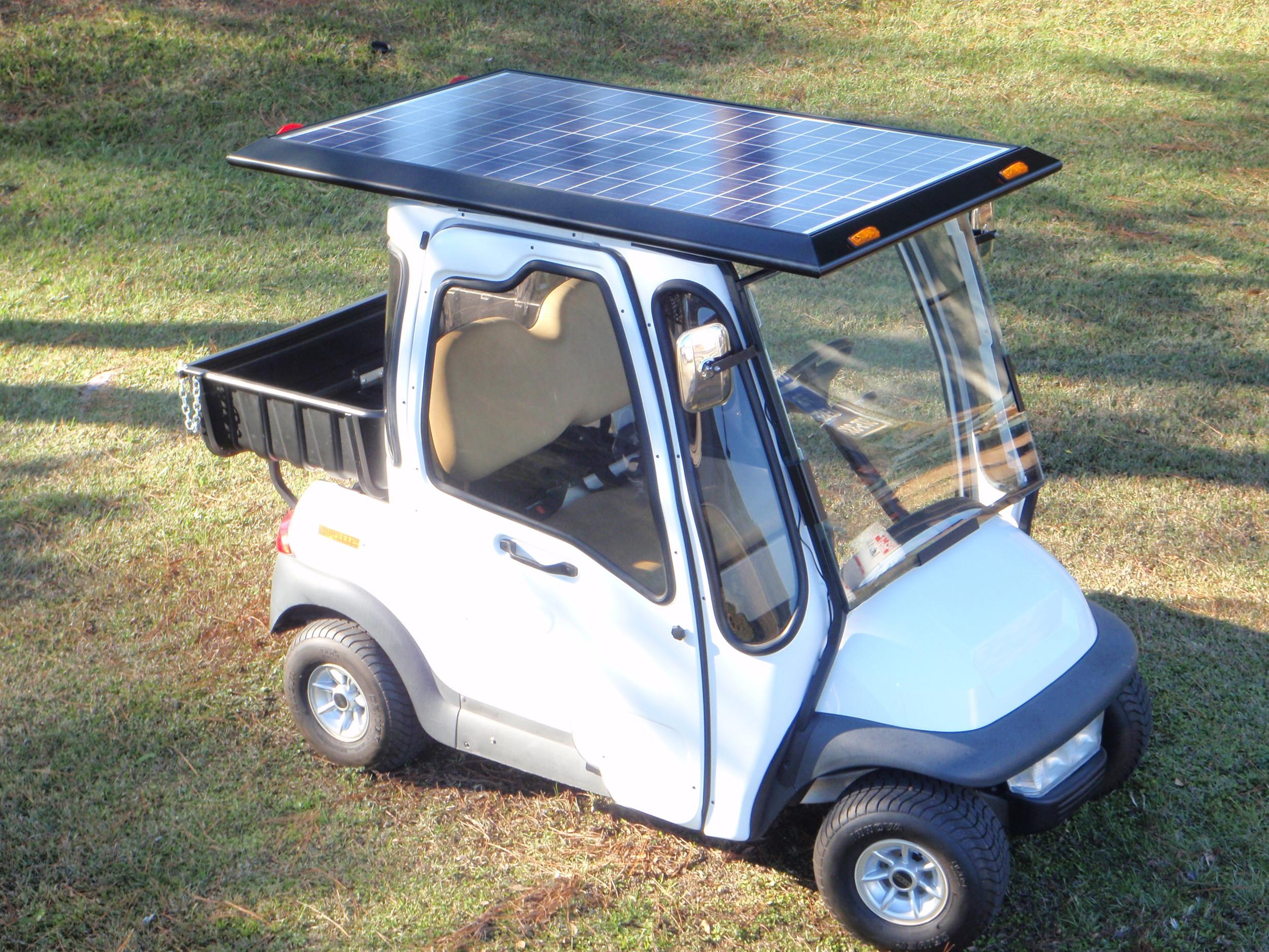 220w Solar Roof