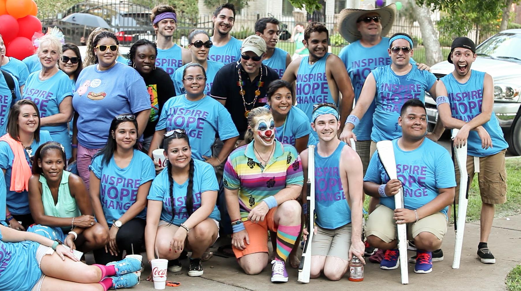 Houston Gay Pride parade
