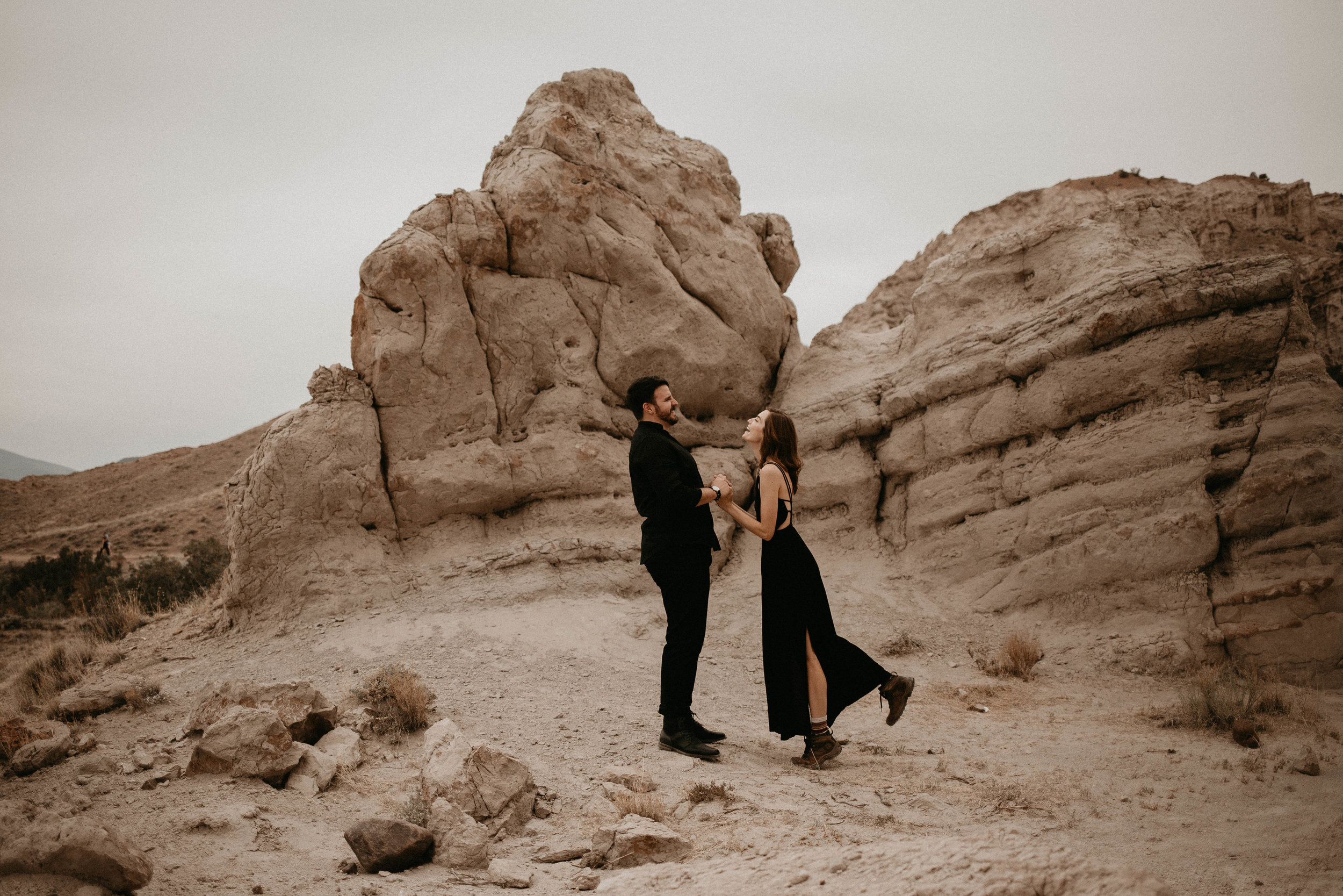 Kailee Ann Photography | Couples Photoshoot in Plaza Blanca