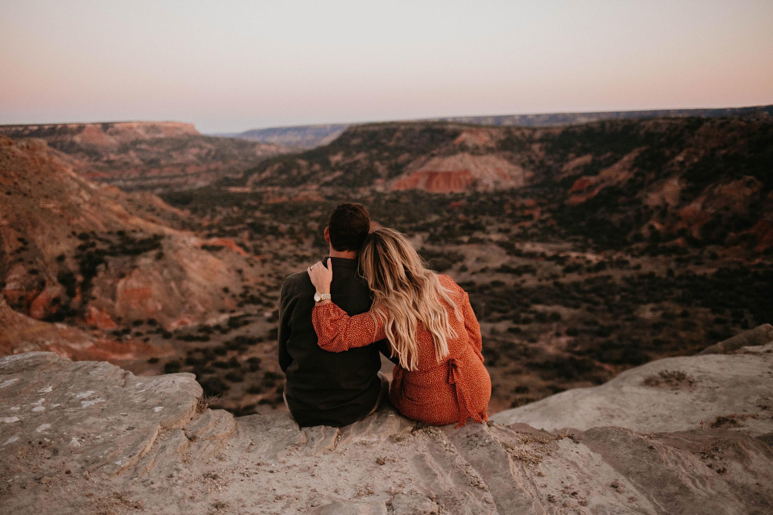 Lubbock Photographer | Lubbock Wedding & Engagement Photographer | Kailee Ann Photography | Palo Duro Canyon Photo Session
