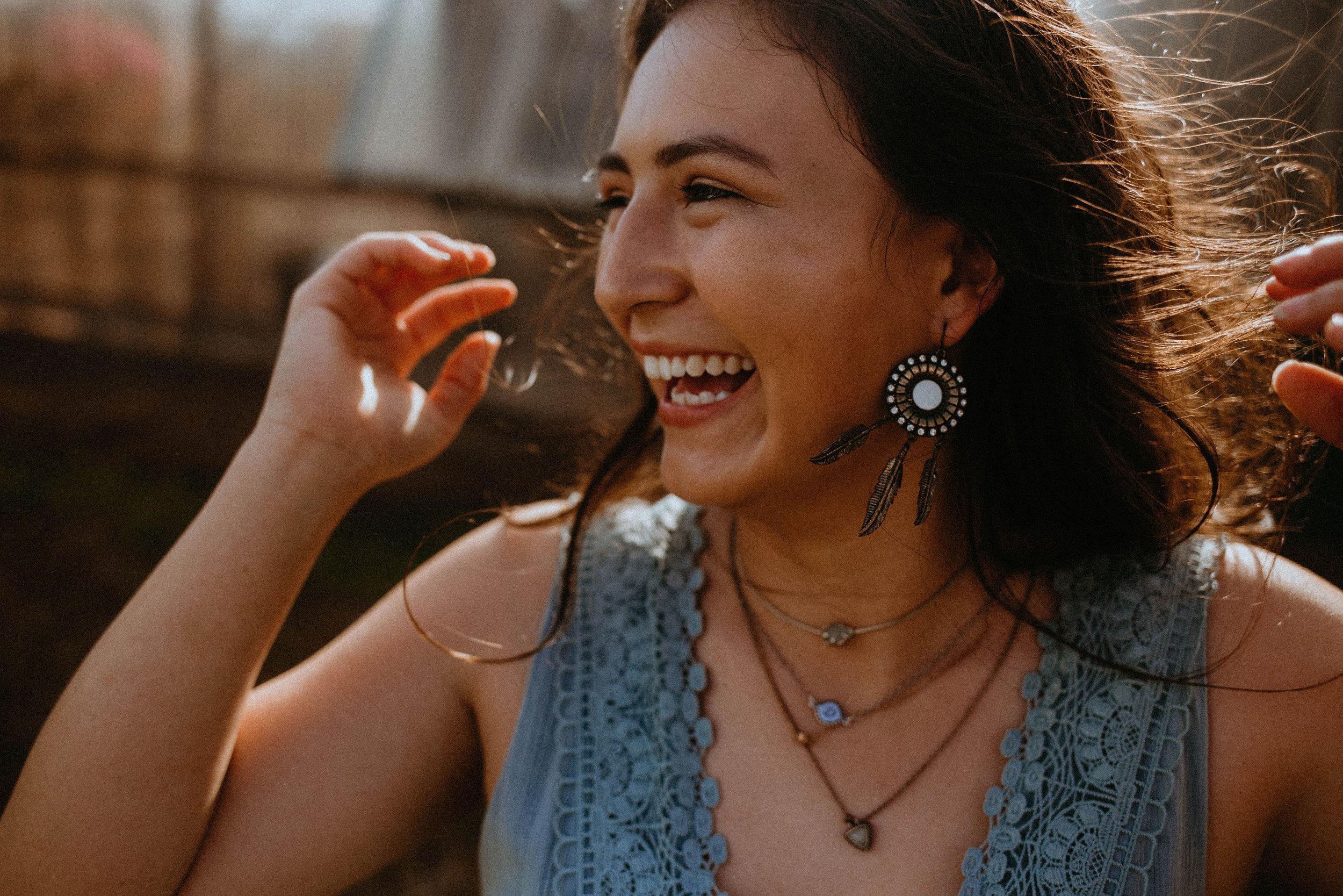 Best Lubbock Portrait & Grad Photographer | Adventurous Wedding & Portrait Photographer Lubbock Texas | Kailee Ann Photography