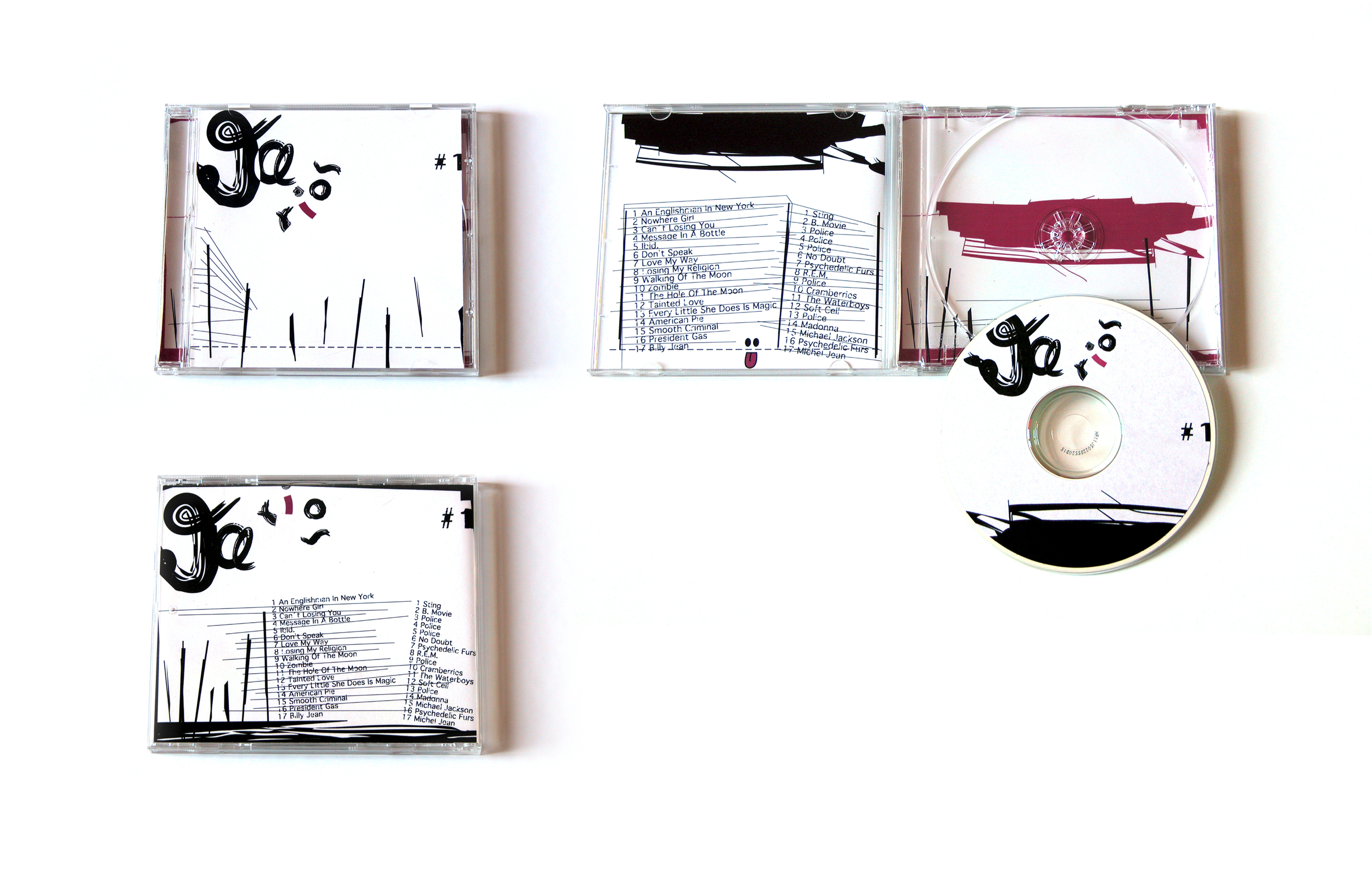 Carátulas de CD de música, 'Varios', D. Pedro Esteban