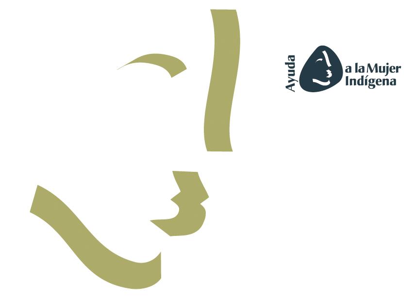 Logotipo para ONG Ayuda a la Mujer Indígena
