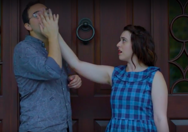 "Video Licks: An Unconventional ""Goodnight Kiss"" with OSFUG SKETCH - COMEDY CAKE"
