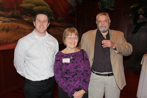Mike Doyle, Carol Doyle and Tim Spaeder