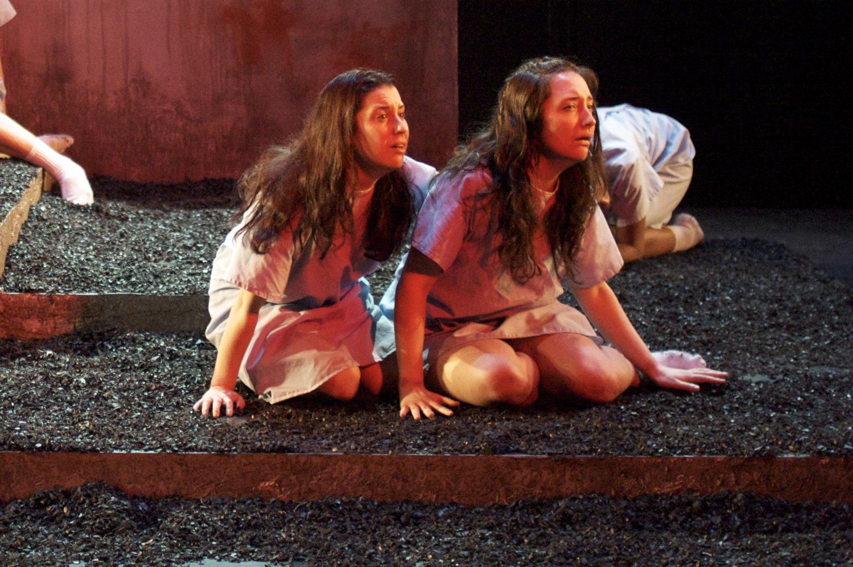 The Trojan Women , The New School for Drama, photo: Scott Wynn