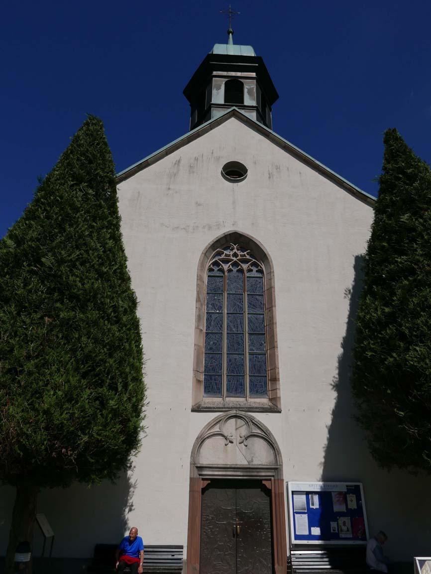 church in town