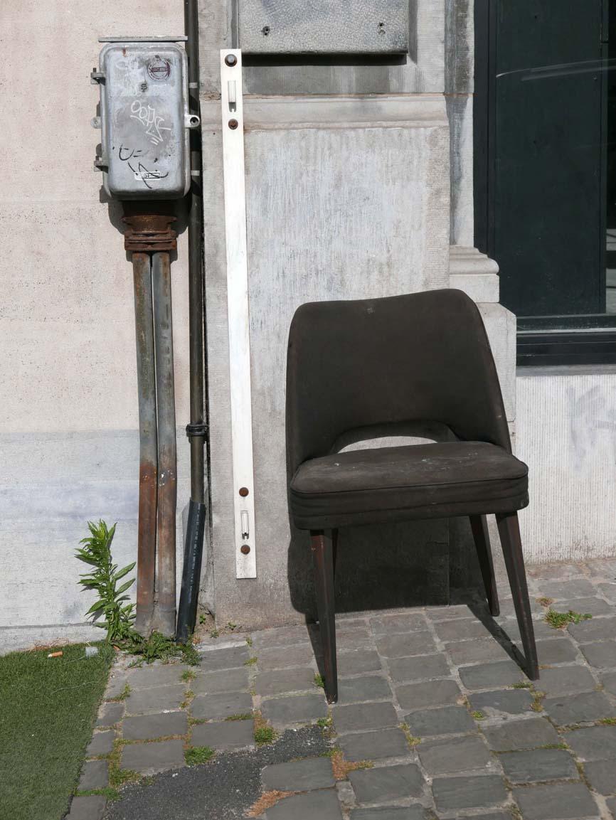 chair portrait