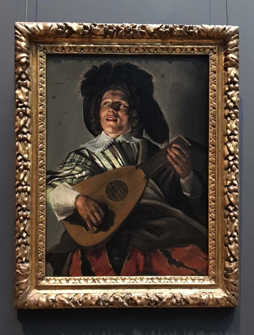 The Serenade by Judith Leyster, 1629