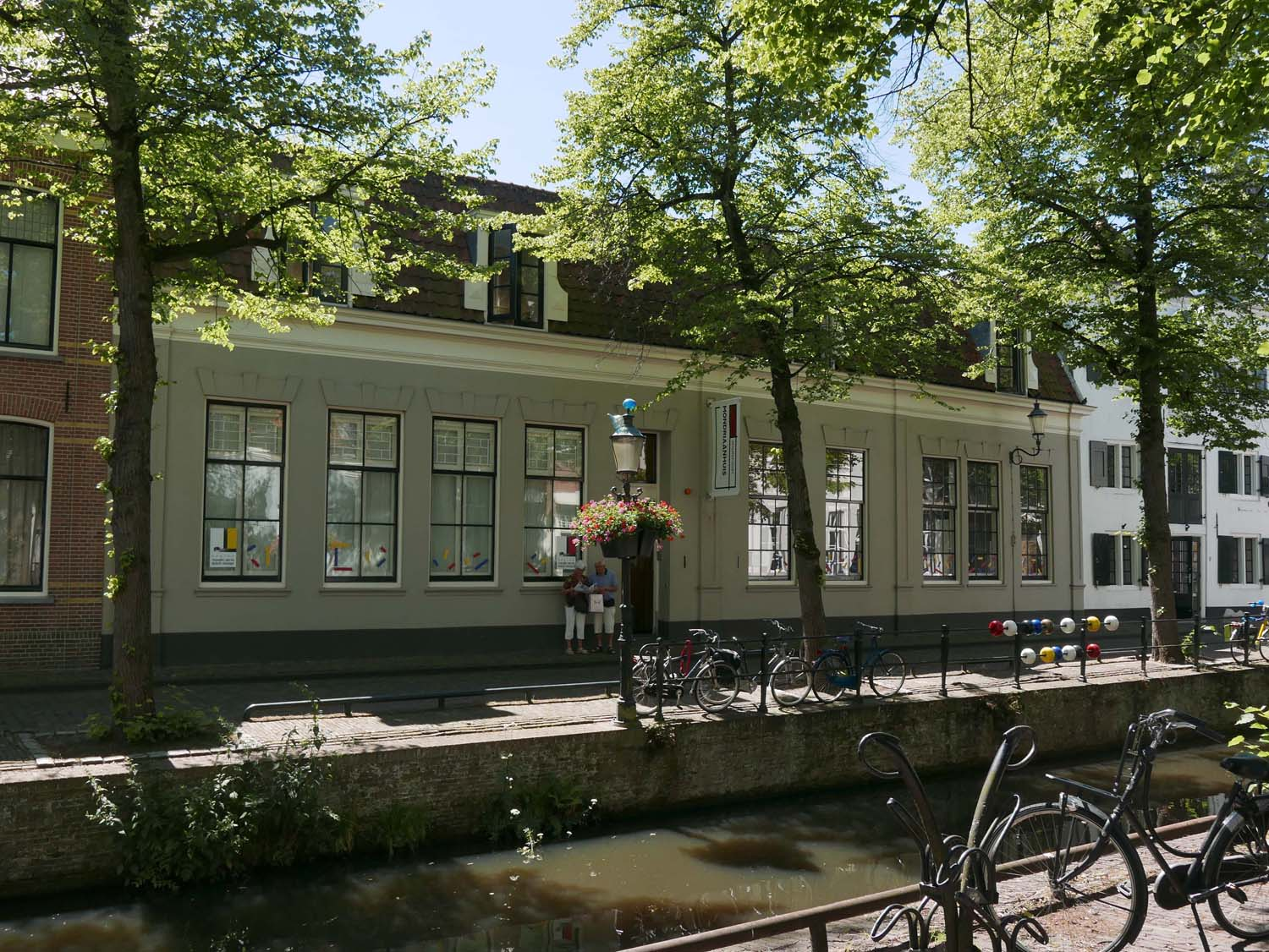 Piet Mondrian's birthplace