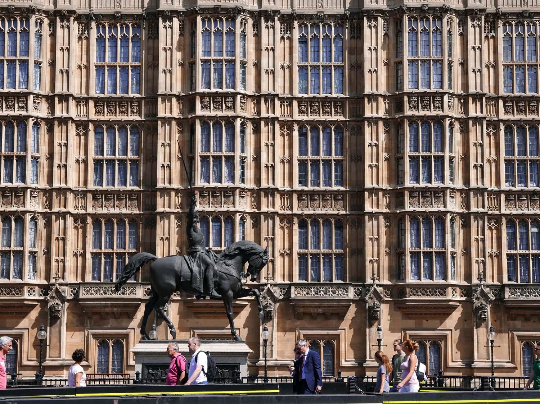Parliament and Richard I