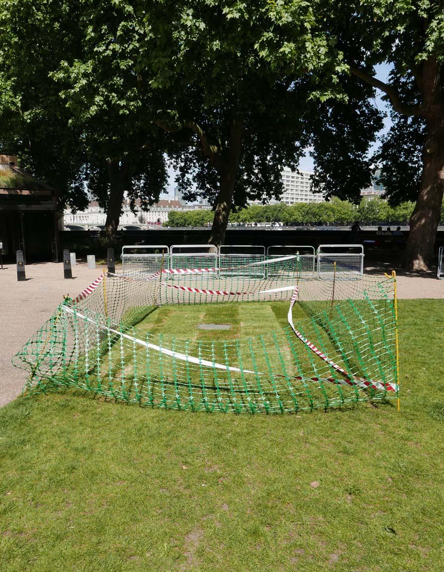 Fence Installation #1