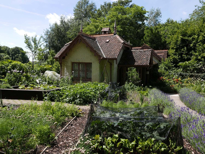 Duckmaster's cottage