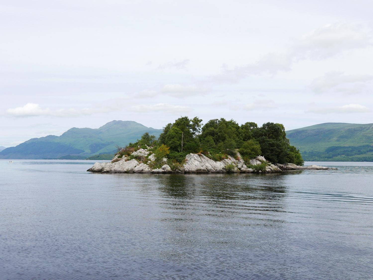 Island portrait