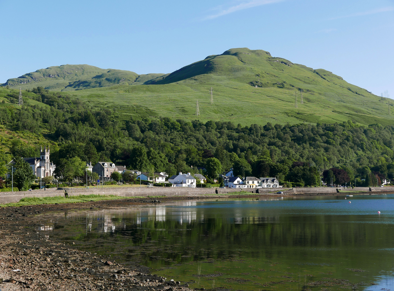 Arrochar and Loch Long