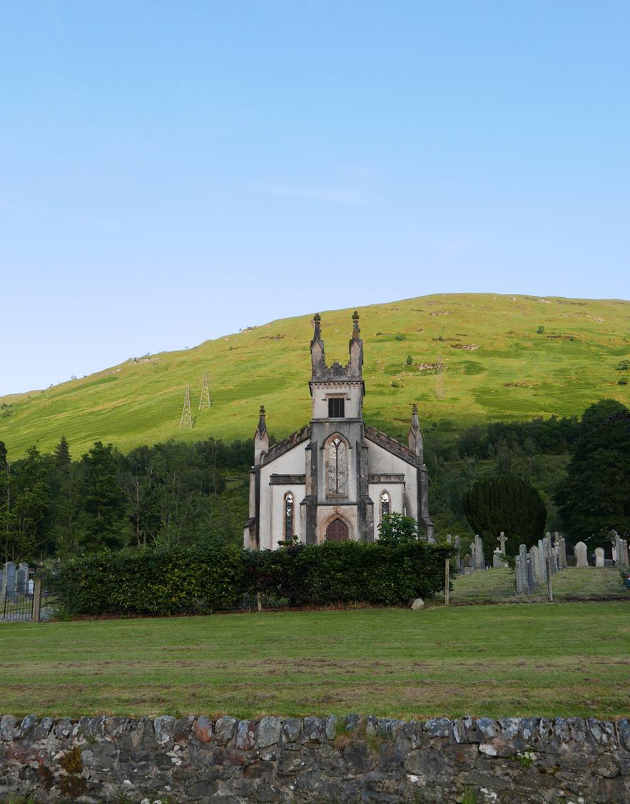 Church in Arrochar