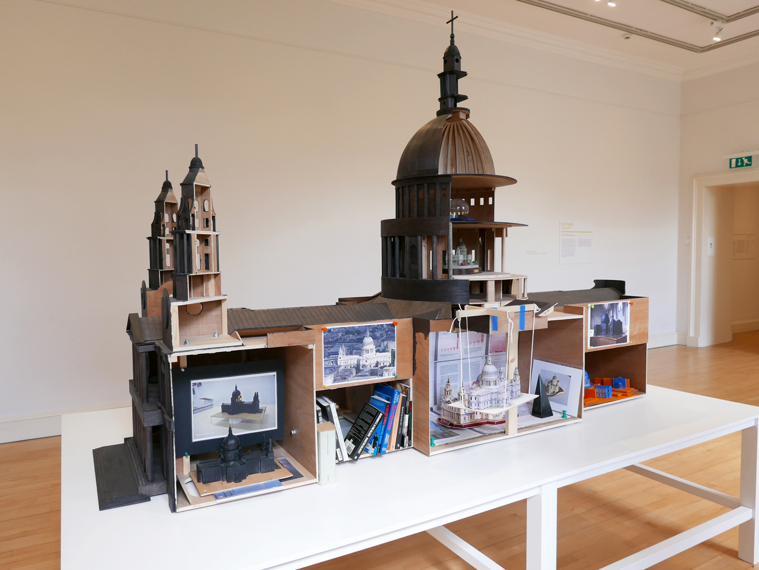 St. Paul's Cathedral by Nathan Coley