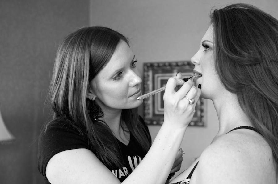 Boudoir Makeup Artistry